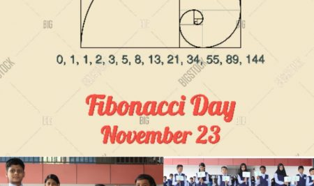 FIBONACCI DAY – NOVEMBER 23