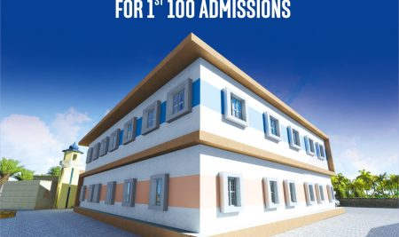 Admissions Continues