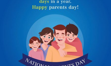 """National Parents Day ""July 26 Sunday 2020"