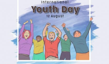 International Youth Day Aug 12