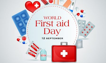 World First Aid Day 12 September