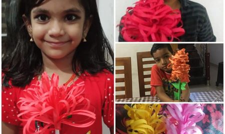 Art & Craft , it's a wounderful Creativity that every teacher & Students  should possess. lovely and beautiful works of students