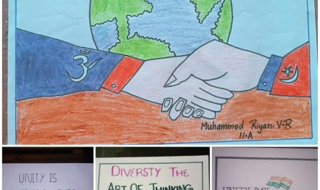 National Unity Day October 31 Student Activities
