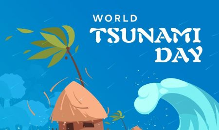 World Tsunami Day November 5th
