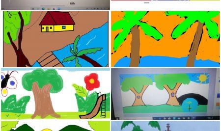 """Digital Painting"" #YASYA2020 ART FEST"