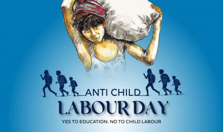 ANTI CHILD LABOUR DAY