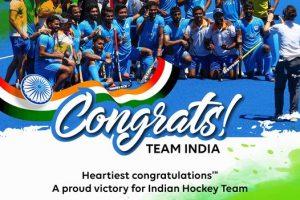 cograts team india
